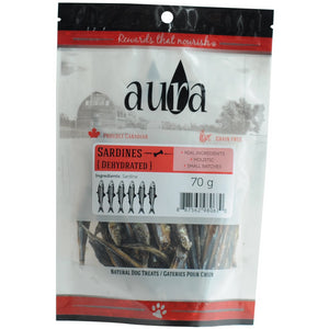 Aura Sardines 70g Treats