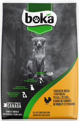 Boka Chicken Dry Dog Food