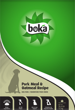 Load image into Gallery viewer, Boka Pork Dry Dog Food
