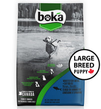 Load image into Gallery viewer, Boka Whitefish Large Breed Puppy Dry Dog Food