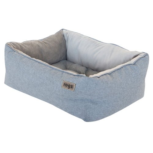 Rogz Cosmo 3D Podz Grey Dog Bed