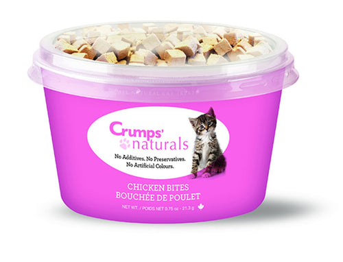 Crumps Chicken Bites 21.3g Cat Treats