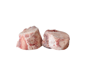 Bulk Raw Small Beef Bones 2 pack