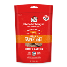 Load image into Gallery viewer, Stella & Chewys 397g Beef Dinner Freeze Dried Dog Food