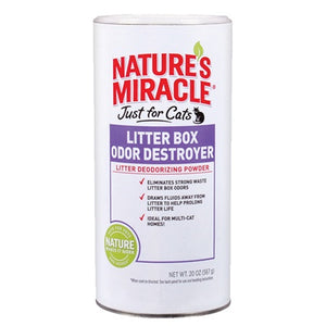 Nature's Miracle Litter Destroyer 568g Cat