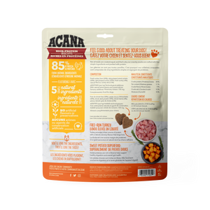 PRESALE - NEW Acana High Protein Crunchy Biscuits Turkey Liver 255g Dog Treats (Ships Feb.2021)