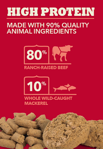Acana Ranch-Raised Beef Morsels 227g Freeze Dried Dog Food