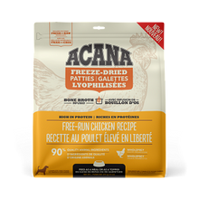 Load image into Gallery viewer, Acana Free-Run Chicken Patties 397g Freeze Dried Dog Food