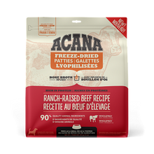 Load image into Gallery viewer, Acana Ranch-Raised Beef Patties 397g Freeze Dried Dog Food