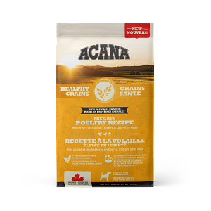 Acana Healthy Grains Free-Run Poultry Dry Dog Food