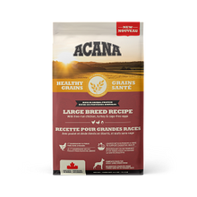 Load image into Gallery viewer, Acana Healthy Grains Large Breed Dry Dog Food