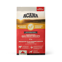 Load image into Gallery viewer, Acana Healthy Grains Ranch-Raised Red Meat Dry Dog Food
