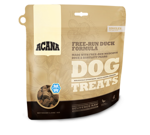 Acana Free-Run Duck Freeze Dried Dog Treats
