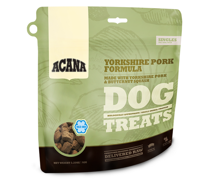 Acana Yorkshire Pork Freeze Dried Dog Treats