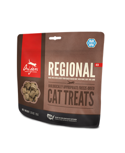 Orijen 35g Regional Red Freeze Dried Cat Treats