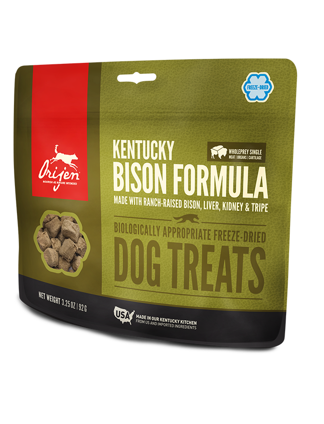 Orijen Bison Freeze Dried Dog Treats - Manufacturer Discontinued