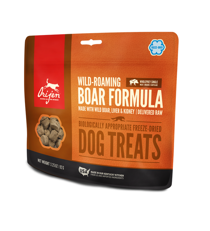 Orijen Boar Freeze Dried Dog Treats