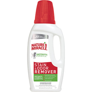 Nature's Miracle Stain and Odour Remover Pour 946ml Dog