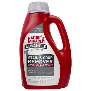 Nature's Miracle Advanced Platinum Virus Disinfectant 1.89L Dog