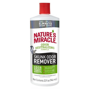Nature's Miracle Skunk Remover 946ml