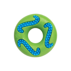 Kong Squeezz Goomz Ring Dog Toy