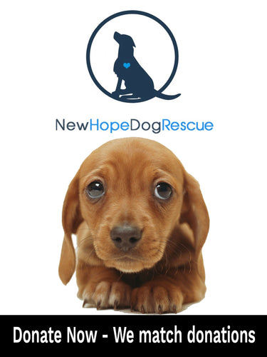 Pet Food Drive 1lb Donation - New Hope Dog Rescue