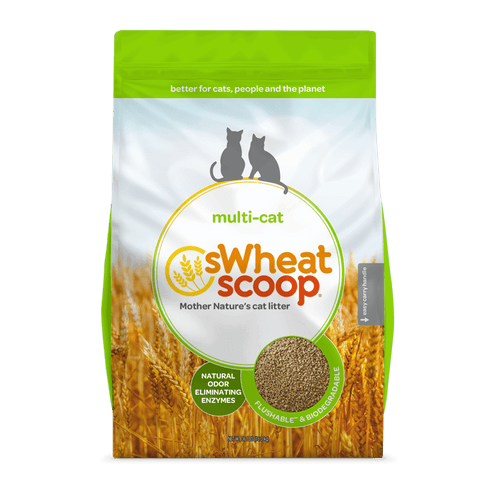 Swheat Scoop Multi Cat Cat Litter