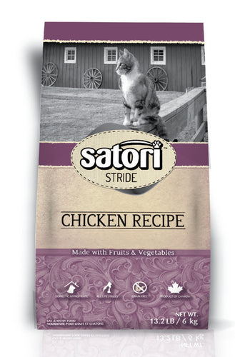 Satori Chicken Dry Cat Food