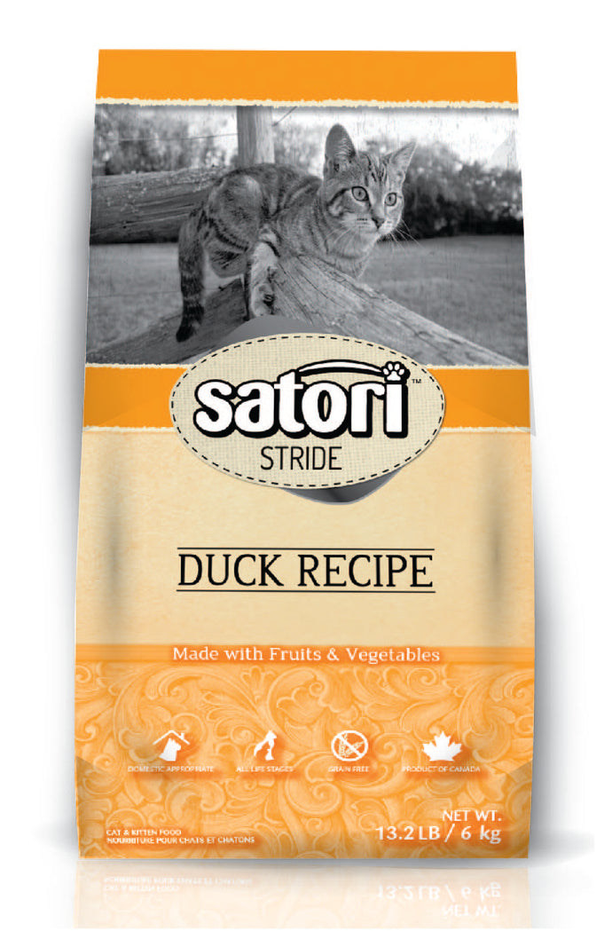 Satori Duck Dry Cat Food