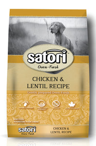 Satori Oven Fresh Chicken Dog Food