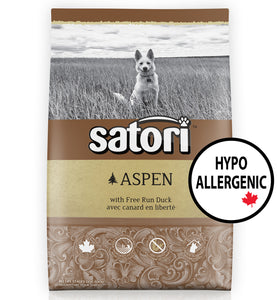 Satori Aspen Duck Hypo Allergenic Dry Dog Food