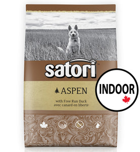 Satori Aspen Duck Indoor Dry Dog Food