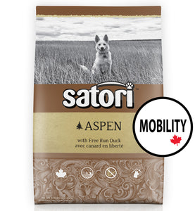 Satori Aspen Duck Mobility Joint Care Dry Dog Food