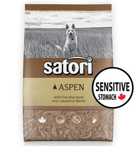 Satori Aspen Duck Sensitive Stomach Dry Dog Food