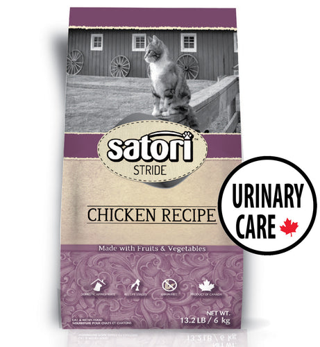 Satori Chicken Urinary Care Dry Cat Food