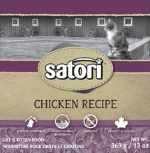 Load image into Gallery viewer, Satori Chicken Canned Cat Food