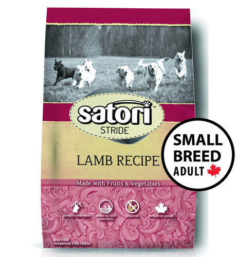 Satori Lamb Small Breed Adult Dry Dog Food