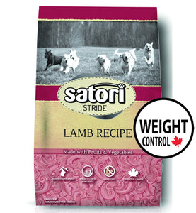 Satori Lamb Weight Control Dry Dog Food