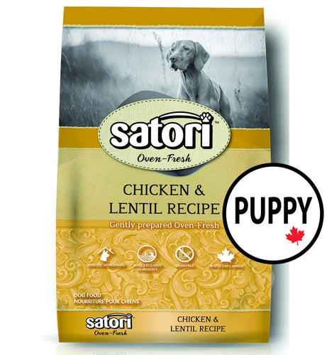 Satori Oven Fresh Chicken Puppy Dog Food