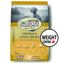 Load image into Gallery viewer, Satori Oven Fresh Chicken Weight Control Dog Food