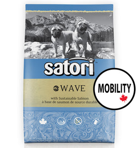 Satori Wave Salmon Mobility Joint Care Dry Dog Food