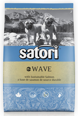 Satori Wave Salmon Dry Dog Food