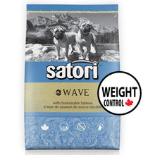 Load image into Gallery viewer, Satori Wave Salmon Weight Control Dry Dog Food