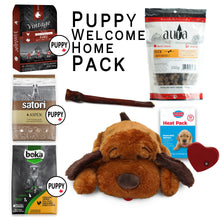 Load image into Gallery viewer, Smart Pet Love Snuggle Puppy Brown Dog Toy Puppy Pack