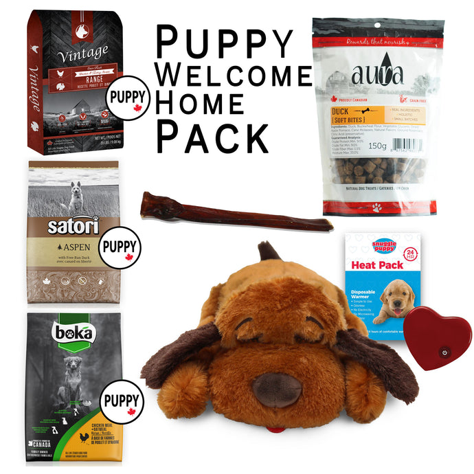Smart Pet Love Snuggle Puppy Brown Dog Toy Puppy Pack