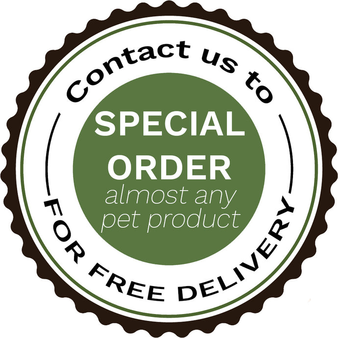 Special Order almost anything - Email us