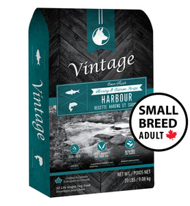 Vintage Oven Fresh Harbour Salmon & Herring Small Breed Adult Dog Food