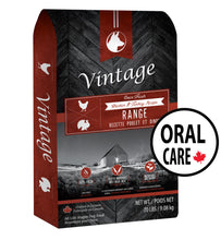 Load image into Gallery viewer, Vintage Oven Fresh Range Chicken & Turkey Oral Care Dental Dog Food