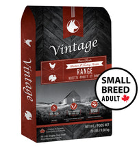 Load image into Gallery viewer, Vintage Oven Fresh Range Chicken & Turkey Small Breed Adult Dog Food