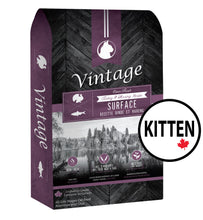Load image into Gallery viewer, Vintage Oven Fresh Surface Turkey & Herring Kitten Dry Cat Food